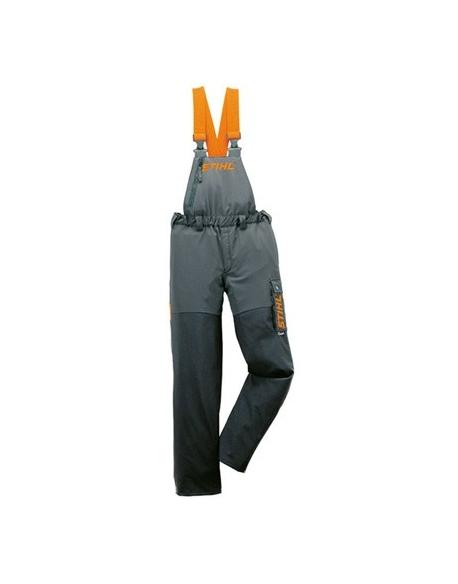 """Spodnie ADVANCE typu """"ogrodniczki"""""""
