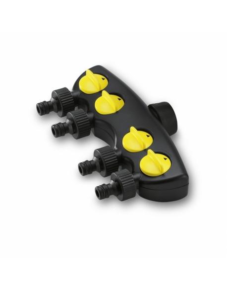 Adapter na kran z 4 wyjściami Karcher
