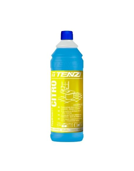 TopEfekt® CITRO 1l - Bieżące mycie powierzchni błyszczących