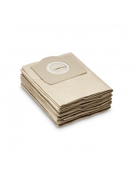 Papierowe torebki filtracyjne do WD 3, SE 4001
