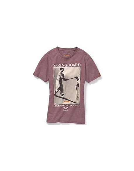 Retro T-Shirt, Rozmiar XS
