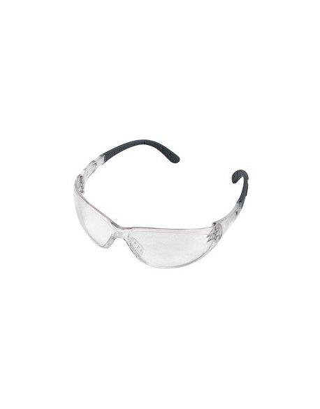Okulary ochronne CONTRAST bezbarwne