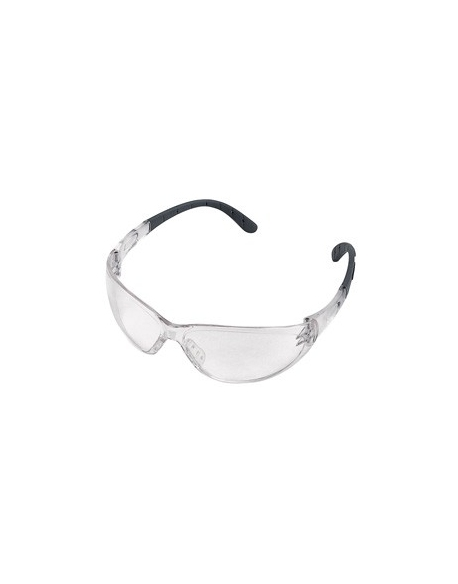 Okulary ochronne CONTRAST pomarańczowe