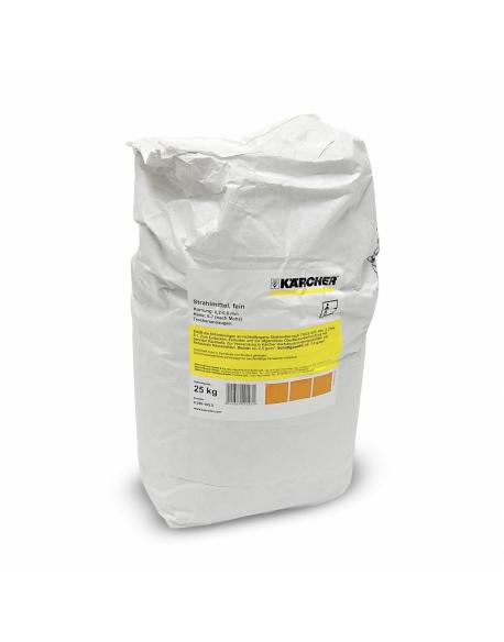 Ścierniwo do piaskowania, torba 25 kg, 25 kg