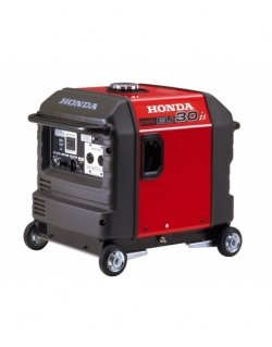 Agregat Honda EU30iS (3,0kW 61,2kg 91dB(A))