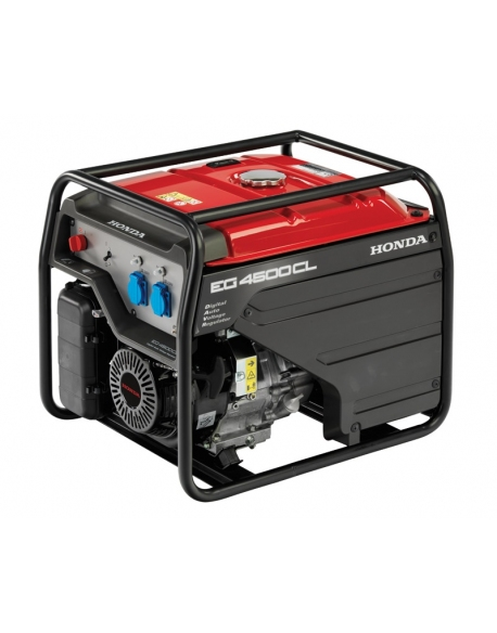 Agregat prądotwórczy Honda EG4500CL (4,5kW 79,5 kg 97dB(A))