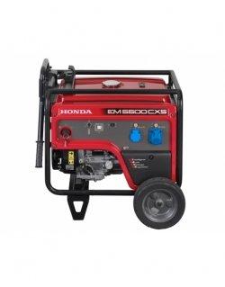 Agregat Honda EM5500CXS (5,5kW 96,0kg 96dB(A))