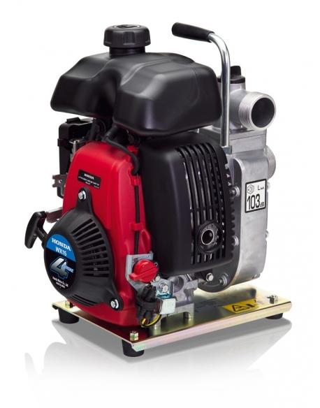 Motopompa Honda WX 15 (280 l/min 4 atm) - z przeglądem zerowym