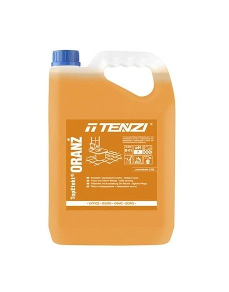 TopEfekt® ORANŻ 5l - Bieżące mycie posadzek i wyposażenia wnętrz