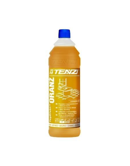 TopEfekt® ORANŻ 1l - Bieżące zmywanie posadzek i wyposażenia wnętrz