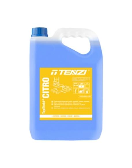 TopEfekt® CITRO 5l - Profesjonalny płyn do mycia podłóg błyszczących