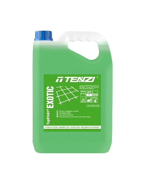TopEfekt® EXOTIC 5l - Płyn do bieżącego mycia posadzek o intensywnym zapachu owoców egzotycznych