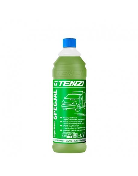 Super Green Specjal 1l - Mycie silników i karoserii pojazdów dostawczych, ciężarowych, plandek – aktywna piana