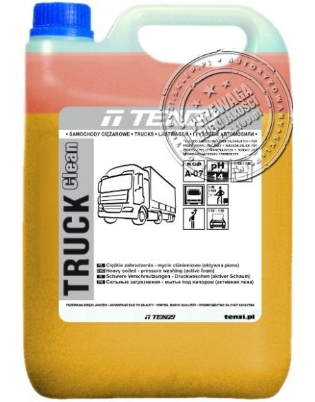 TENZI Truck Clean 5l - Mycie pojazdów ciężarowych, plandek - koncentrat - aktywna piana