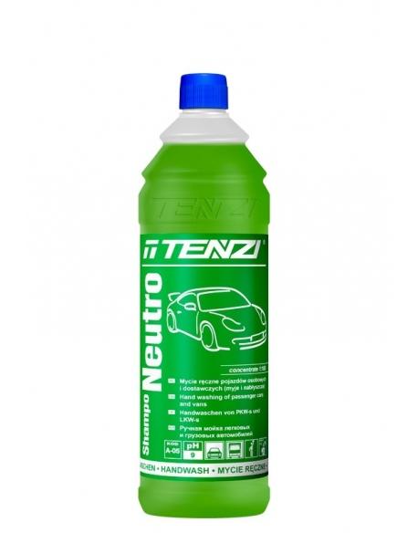 TENZI Shampo Neutro 1l - Mycie ręczne z nabłyszczaniem pojazdów