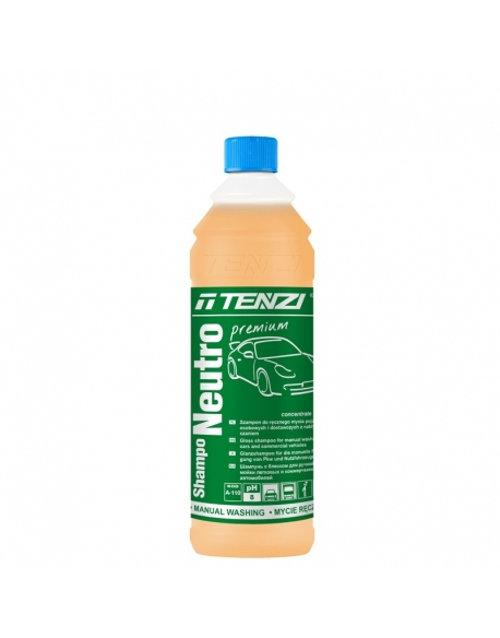 TENZI Shampo Neutro Premium 1l - Mycie ręczne z nabłyszczaniem karoserii pojazdów