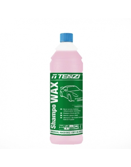 TENZI Shampo WAX 1l - Szampon do mycia ręcznego z woskiem