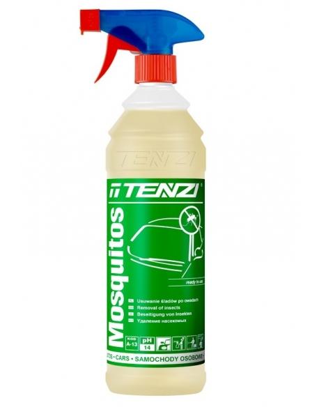 TENZI Mosquitos 1l - Usuwanie resztek owadów