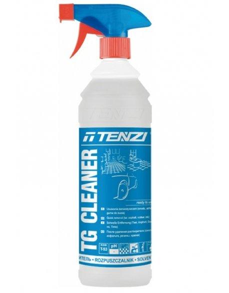 TENZI TG Cleaner GT 1l - Usuwanie zabrudzeń ze smoły i kleju z karoserii pojazdów