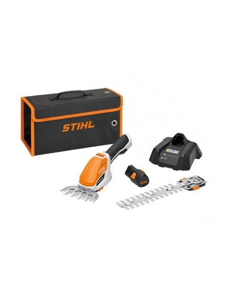 Nożyce akumulatorowe Stihl HSA 26, zestaw z akumulatorem AS2 i ładowarką AL1