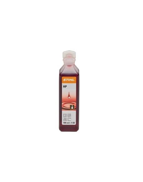 Olej do silników dwusuwowych STIHL HP 100 ml (na 5 l paliwa)