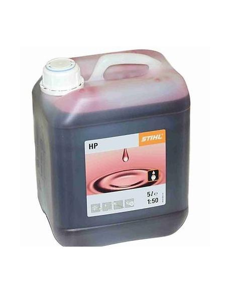 Olej do silników dwusuwowych STIHL HP 5 l (na 250 l paliwa)