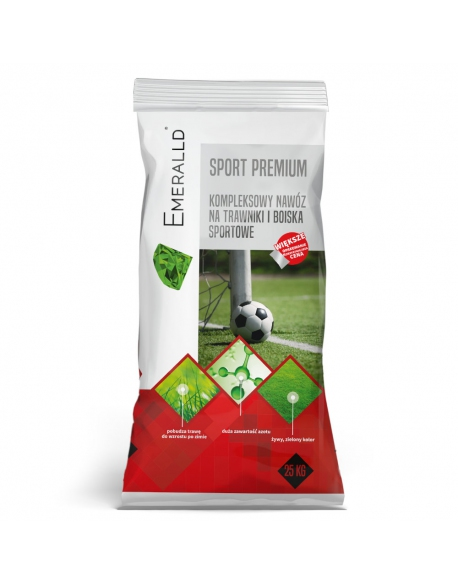 Nawóz Emeralld Sport Premium – opakowanie 25 kg
