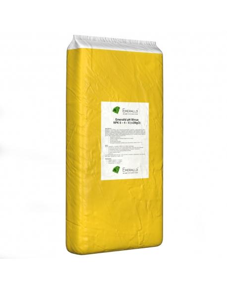 Nawóz korygujący poziom pH gleby – Emeralld 6 pH Minus - 25 kg