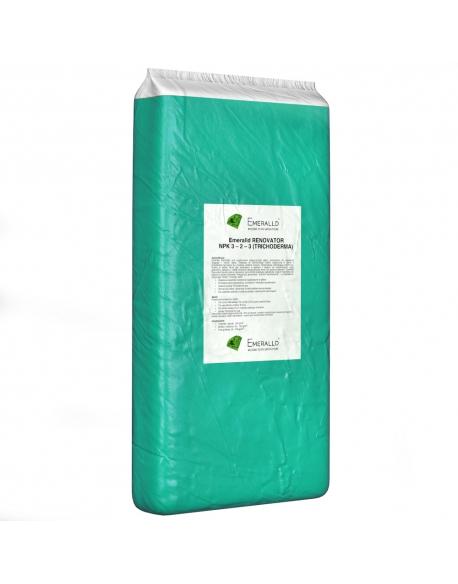 Organiczny polepszacz gleby – EMERALLD RENOVATOR Trichoderma – 25KG