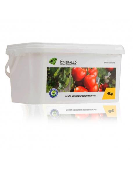 Nawóz do warzyw szklarniowych EMERALLD HOME 4 kg