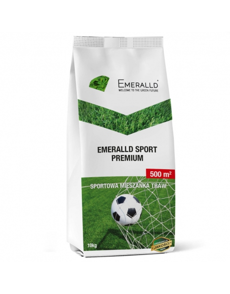 Sportowa mieszkanka traw Premium Emeralld Sport Professional - 10 kg