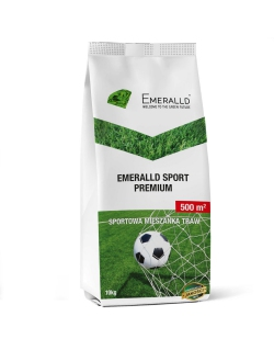 Sportowa mieszkanka traw Premium Emeralld Sport Regenerative - 10 kg
