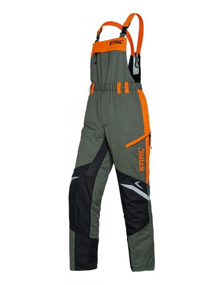 Spodnie ogrodniczki FUNCTION ERGO, Rozmiar XL