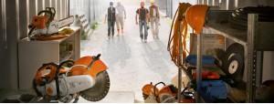 Przecinarki i pilarka do betonu