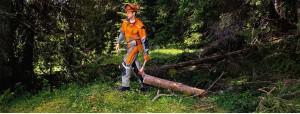 Odzież ochronna do pracy w lesie