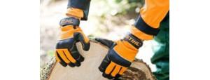 Rękawice ochronne Stihl