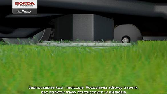 Kosiarka automatyczna Honda Miimo